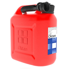 Канистра для бензина 10 л с заливным устройством CLASSIC