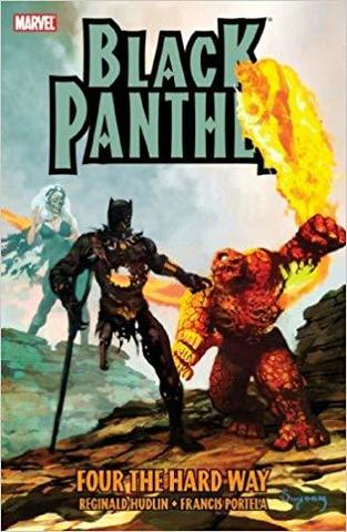 Black Panther: Four the Hard Way TPB