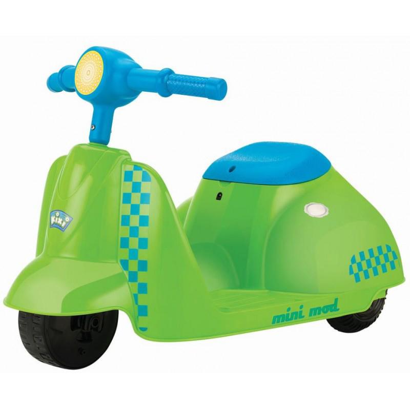 Электроскутер для детей Razor Mini Mod зеленый - Детский гироскутер, артикул: 719965