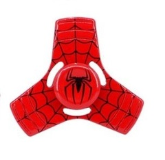 Человек паук спиннер металлический