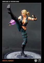 Mortal Kombat Exclusive Sonya Blade 10