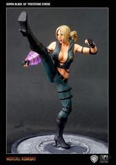 Mortal Kombat Exclusive Sonya Blade 10