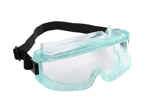 STAYER GRAND антизапотевающие очки защитные с непрямой вентиляцией, закрытого типа.