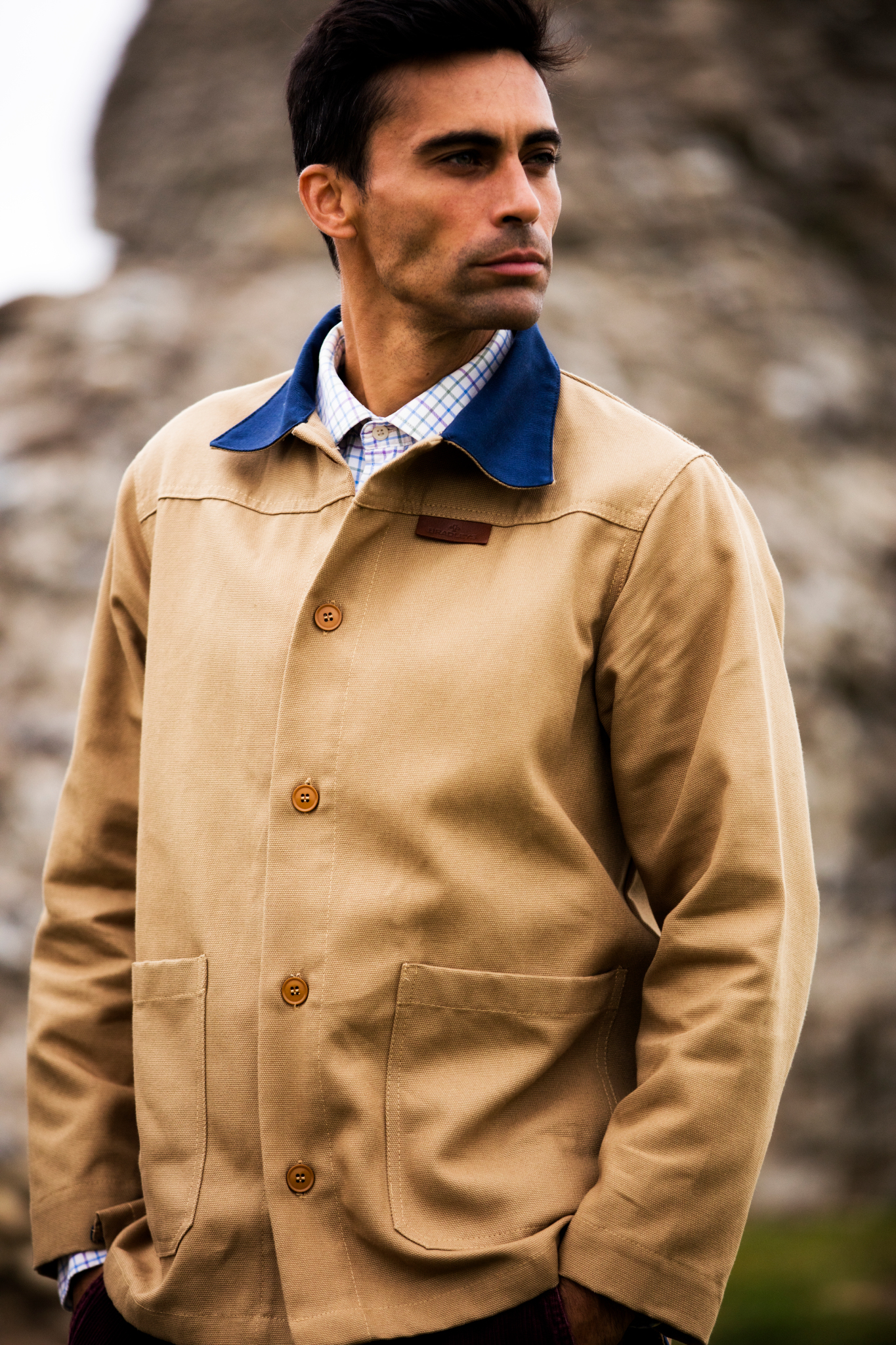 Куртка мужская ручной работы Bradleys