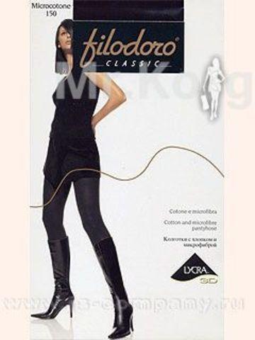 Колготки Filodoro Microcotone 150