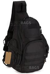 Тактический однолямочный рюкзак Mr. Martin 5053 Black