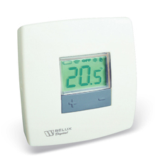 Термостат Watts Belux Digital LCD (8А, 230В) арт. 10013373 невер