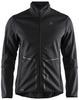 Элитный лыжный костюм Craft Sharp Softshell XC Black мужской