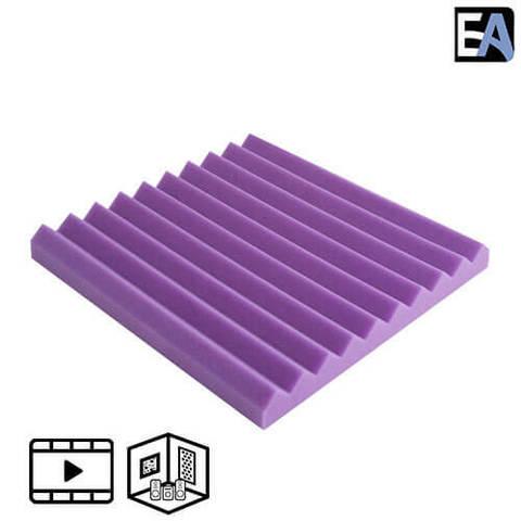 ECHO BLACK Акустический поролон Echoton Klin 30 Фиолетовый