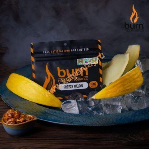 Burn Freeze Melon