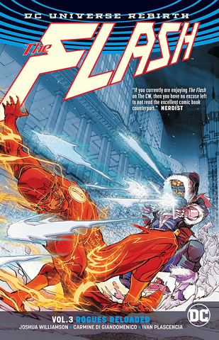 The Flash Volume 3: Rogues Reloaded (Rebirth)