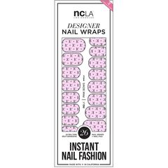 NCLA Pink Bows