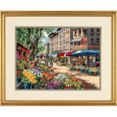 DIMENSIONS Рынок в Париже (Paris Market)