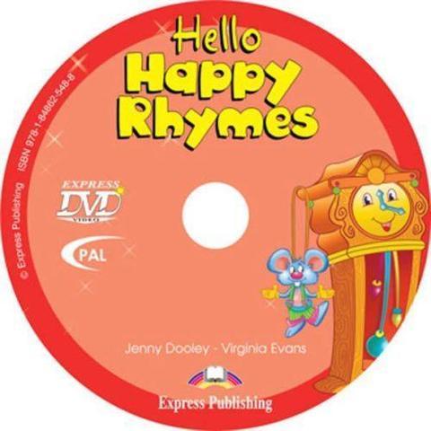 happy rhymes hello happy rhymes dvd