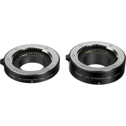 Макрокольца Kenko Extension Tube Set для Micro 4/3 (10mm + 16mm)