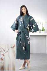Халат-кимоно Mirabello Floralie белый