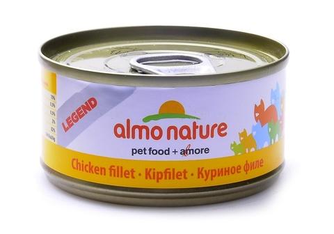 Консервы (банка) Almo Nature Legend Adult Cat Chicken Fillet