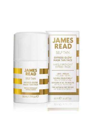 James Read Экспресс маска для лица с эффектом загара Express Glow Mask Face