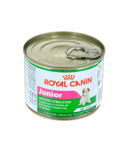 Royal Canin Junior консервы для щенков мелких пород 195 г