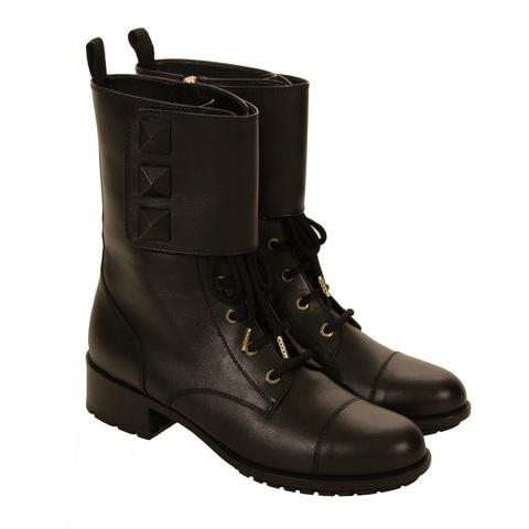 Ботинки на шнуровке VALENTINO