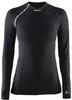 Термобелье Рубашка Craft Active Extreme Black женская
