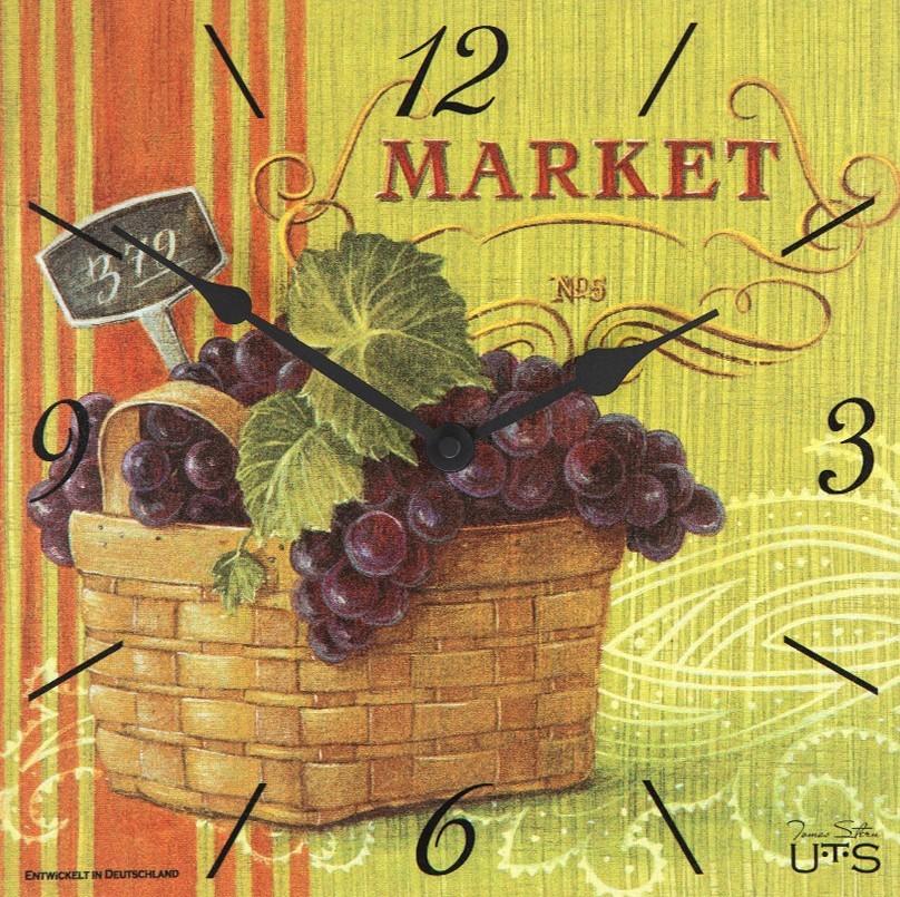 Часы настенные Tomas Stern 6018