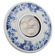 светильник потолочный DL-076-1