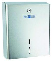 Диспенсер туалетной бумаги Nofer 05103.S фото