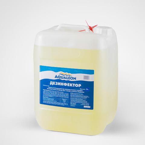 Aqualeon Дезинфектор жидкий 26 кг