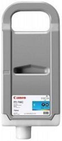Картридж Canon PFI-706C cyan (голубой) для imagePROGRAF 8400/8400S/8400SE/9400