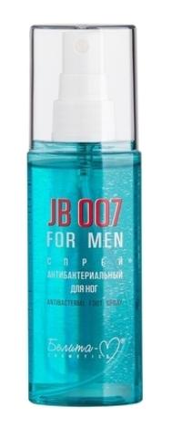 Белита-М JB 007 For Men Спрей антибактериальный для ног 75мл