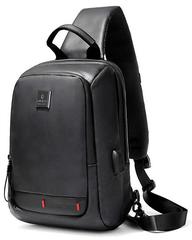 Однолямочный рюкзак  ARCTIC HUNTER XB00088 USB