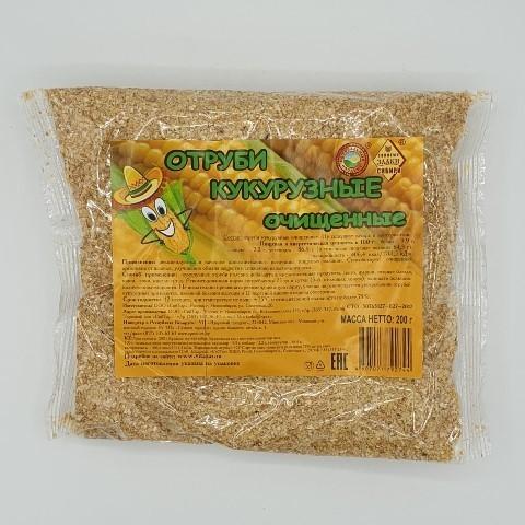 Отруби кукурузные очищенные СИБТАР, 200 гр