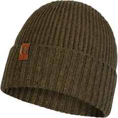 Вязаная шапка Buff Hat Knitted Biorn Tundra Khaki