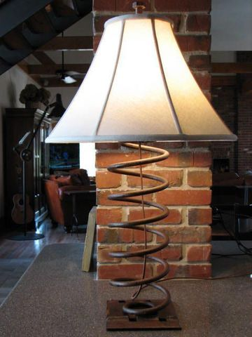 лампа  винтаж 03-55 ( by Funky Vintage )