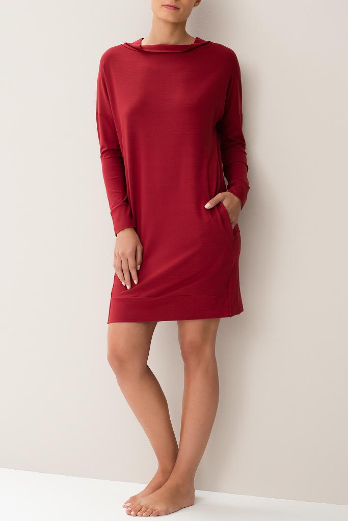 Короткое платье с длинным рукавом Zimmerli