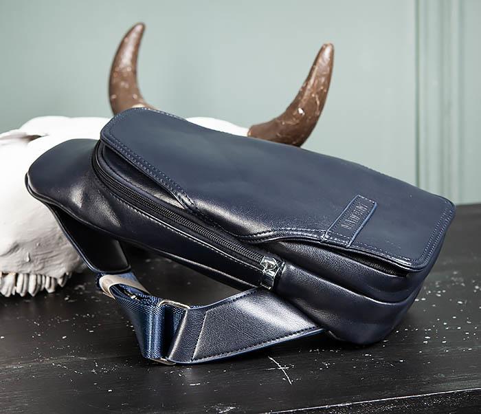 BAG484-3 Мужская сумка рюкзак с одной лямкой фото 02