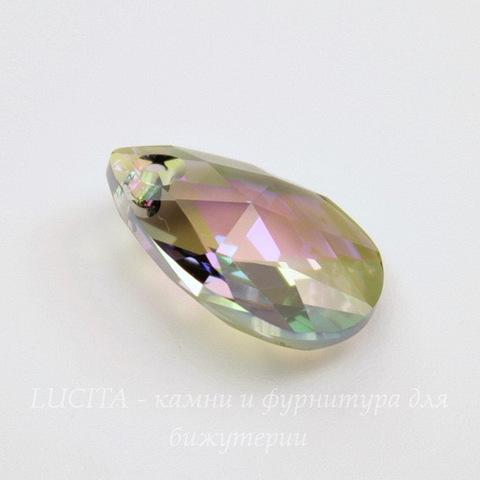 6106 Подвеска Сваровски Капля Crystal Paradise Shine (16 мм)