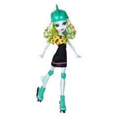Кукла Монстер Хай Лагуна Блю (Lagoona Blue) - На роликах, Mattel