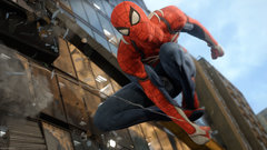 Sony PS4 Marvel's Человек-Паук (русская версия)