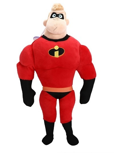 Суперсемейка набор мягких игрушек