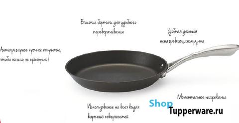 сковорода для блинов тапервер