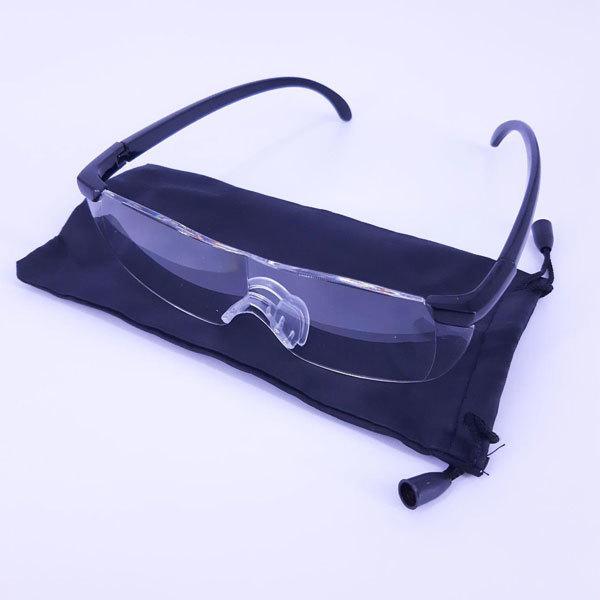 Увеличительные очки лупа BIG VISION фото