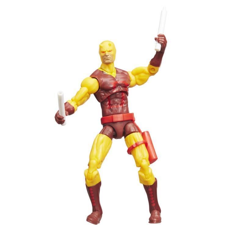 Фигурка Сорвиголова (Daredevil) Marvel Legends 9,5 см