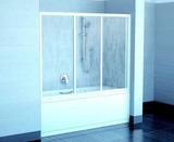 Шторка на ванну Ravak AVDP3-120 стекло