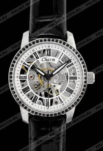 """Купить Наручные часы Полет """"Charm"""" 42020020 черный по доступной цене"""