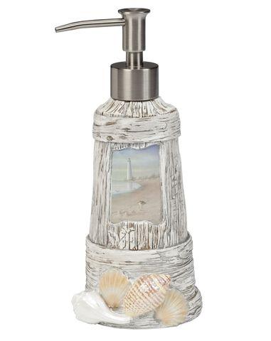 Дозатор для жидкого мыла Creative Bath At The Beach