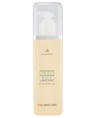 Clear mineral liquid soap - Гигиеническое минеральное мыло для жирной и проблемной кожи