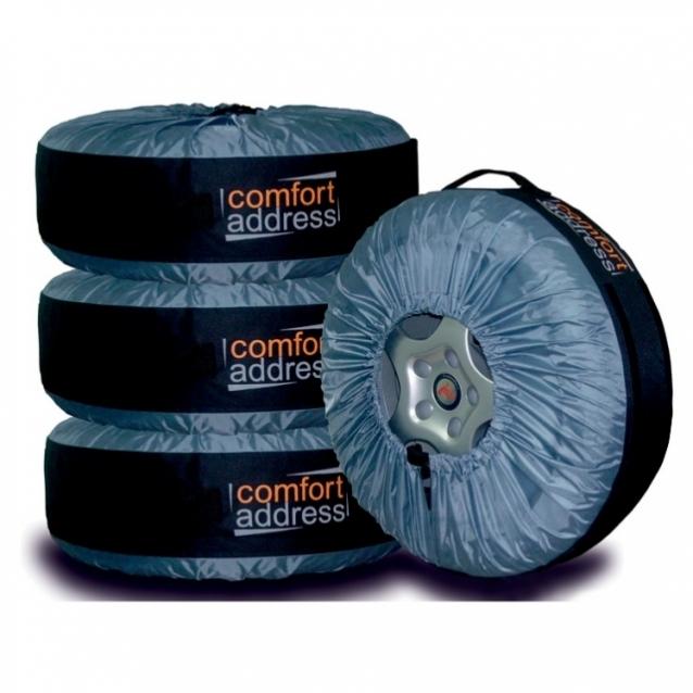 """Комплект чехлов для хранения колес """"Comfort Address"""""""