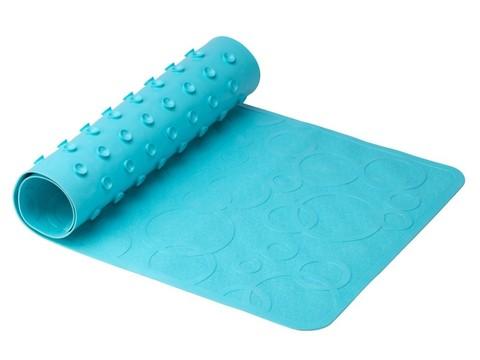 Антискользящий резиновый коврик для ванны без отверстий